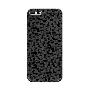 برچسب پوششی ماهوت مدل Silicon Texture مناسب برای گوشی  Huawei Y6 2018