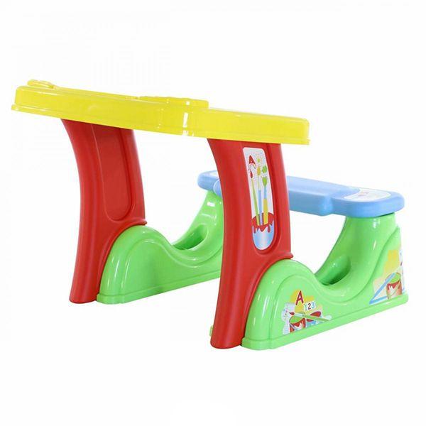 میز و صندلی تحریر کودک پولسی کد 36650