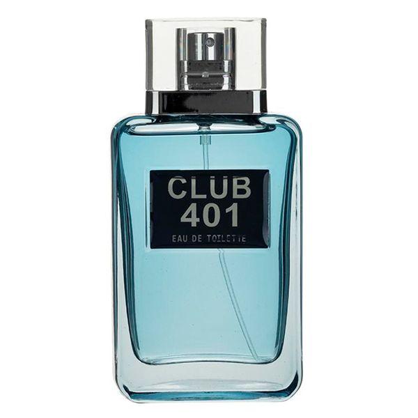 e682688d8 مشخصات، قیمت و خرید ادو تویلت مردانه پاریس بلو مدل CLUB 401 حجم 100 ...