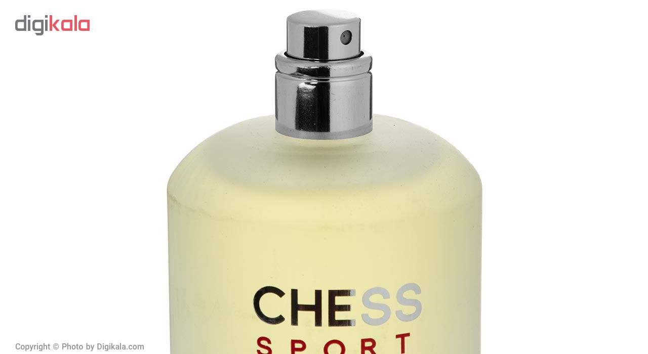 ادو تویلت اس پی پی سی مدل Chess Sport حجم 100 میلی لیتر -  - 4