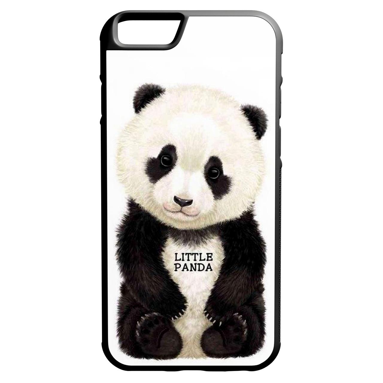 کاور طرح پاندا مدل 0366 مناسب برای گوشی موبایل اپل iphone 6/6s