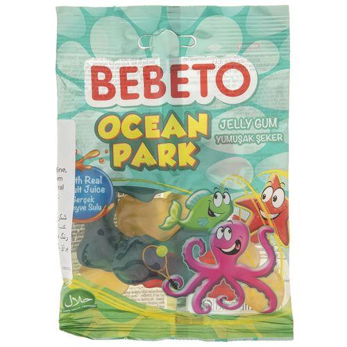 پاستیل ببتو مدل Ocean Park مقدار 80 گرم