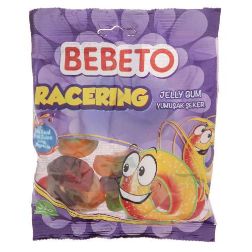 پاستیل ببتو مدل Racering مقدار 165 گرم