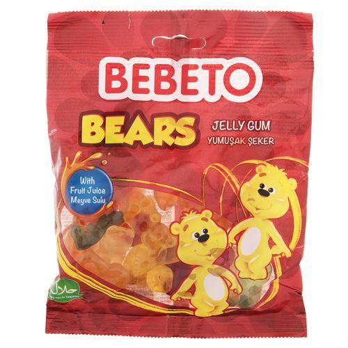پاستیل ببتو مدل Bears مقدار 165 گرم