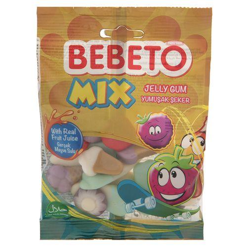 پاستیل ببتو مدل Mix مقدار 80 گرم