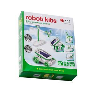 کیت آموزشی ربات خورشیدی آموزشی 1in6 مدل 2011