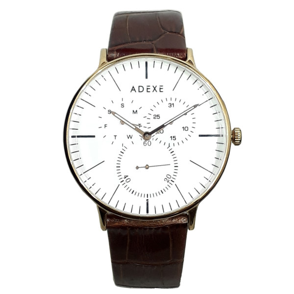 ساعت مچی عقربه ای مردانه  ادکس مدل 1868A-05