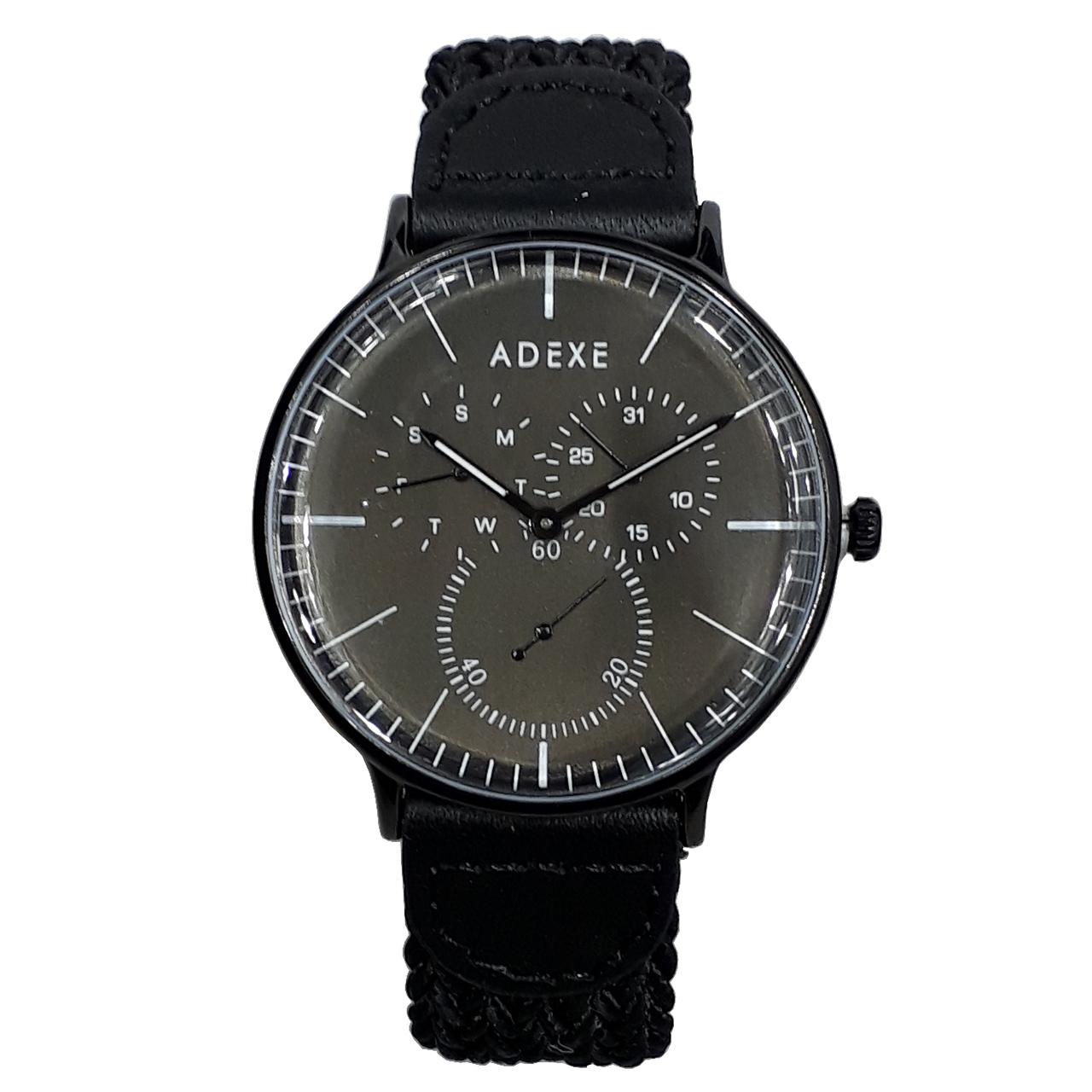 ساعت مچی عقربه ای مردانه  ادکس مدل 1868A-07