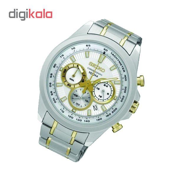 خرید ساعت مچی عقربه ای مردانه سیکو مدل SSB245P1