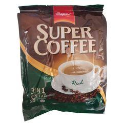 کافی میکس 3in1 سوپر کافه مدل RICH Low Fat بسته 25 عددی
