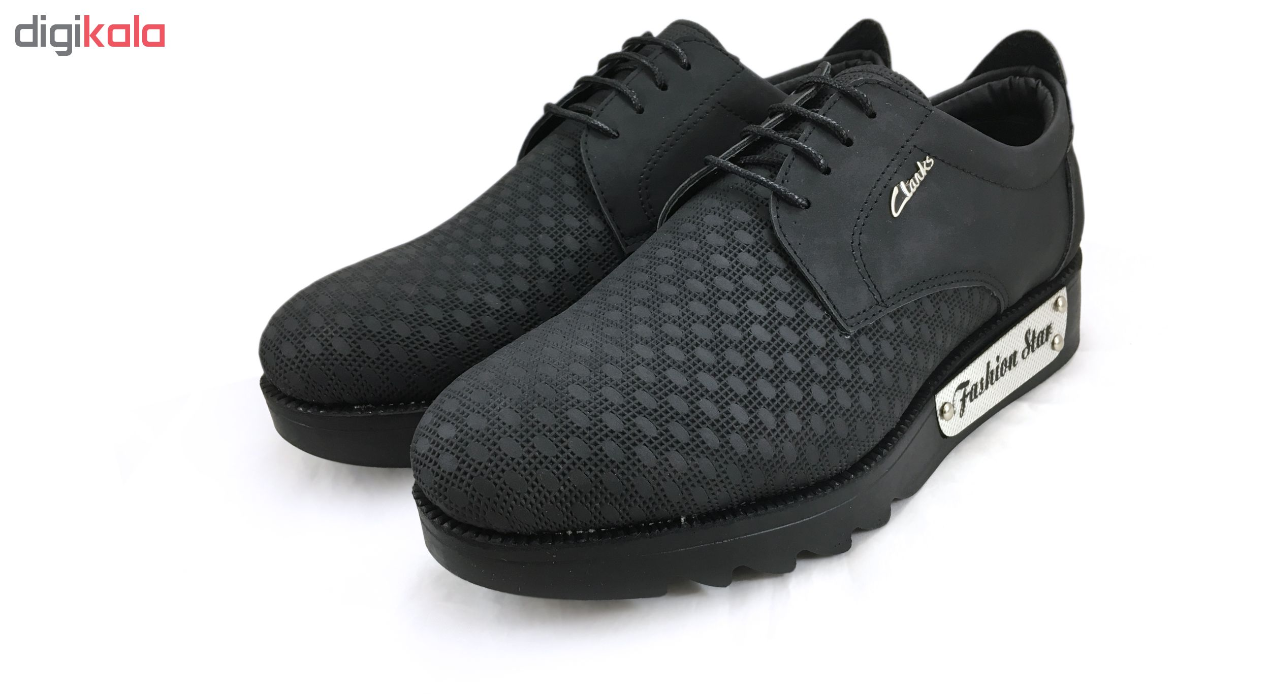 کفش مردانه فشن استار مدل فیلیپس کد 3101