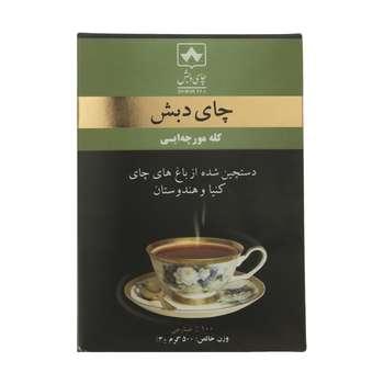 چای سی تی سی کله مورچه ای چای دبش - 500 گرم
