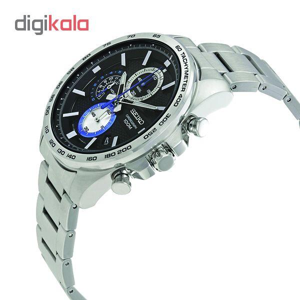 خرید ساعت مچی عقربه ای مردانه سیکو مدل SSB257P1