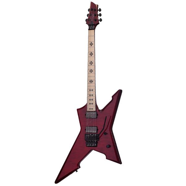 گیتار الکتریک  شکتر مدل Jeff Loomis 'Cygnus' JLX-1 FR
