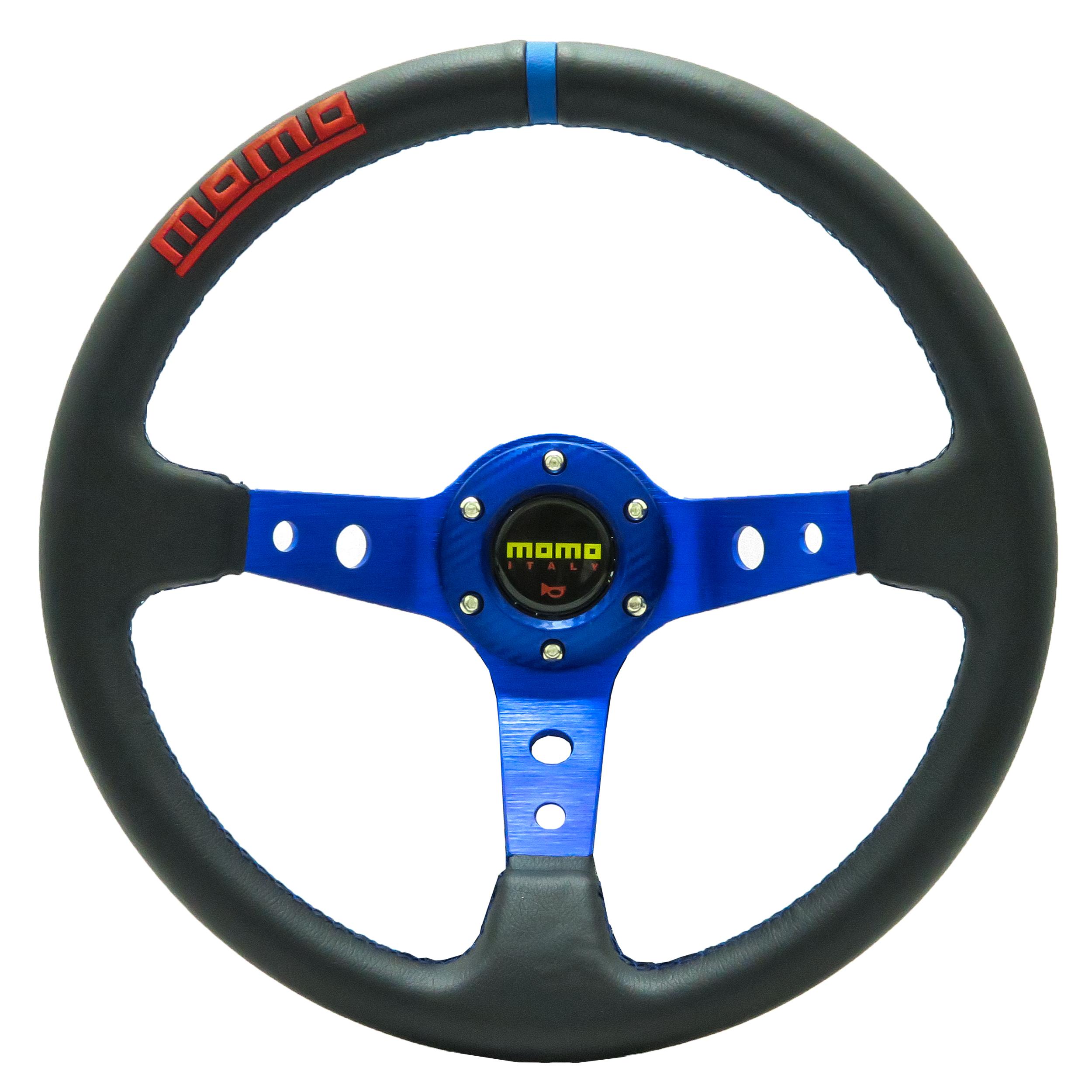 فرمان اسپرت خودرو مومو مدل Drifting