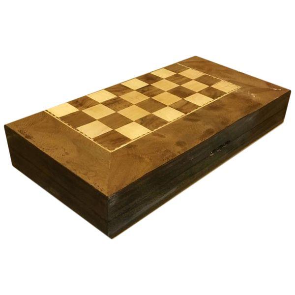 صفحه شطرنج و تخته نرد طرح میرا