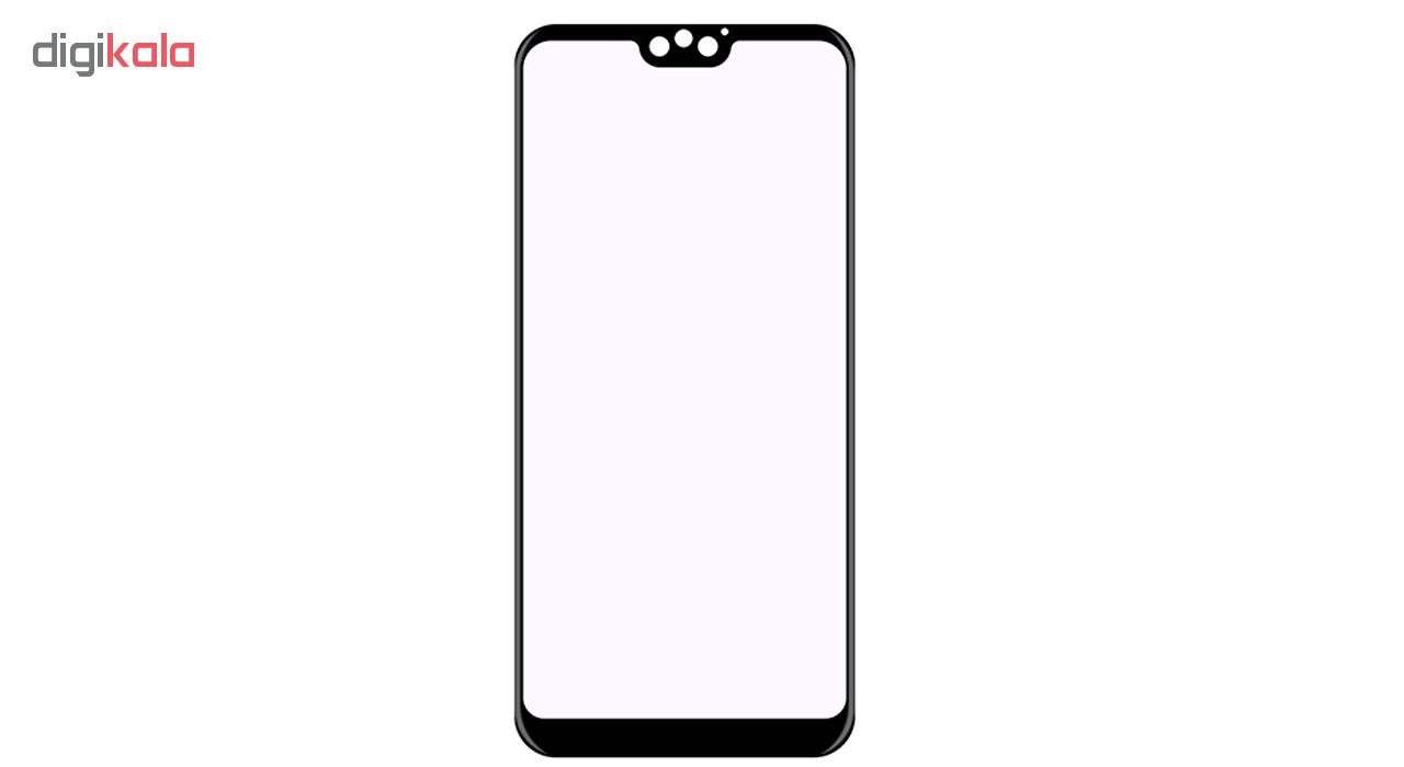 محافظ صفحه نمایش شیشه ای مدل Full مناسب برای گوشی موبایل Honor 9 main 1 1