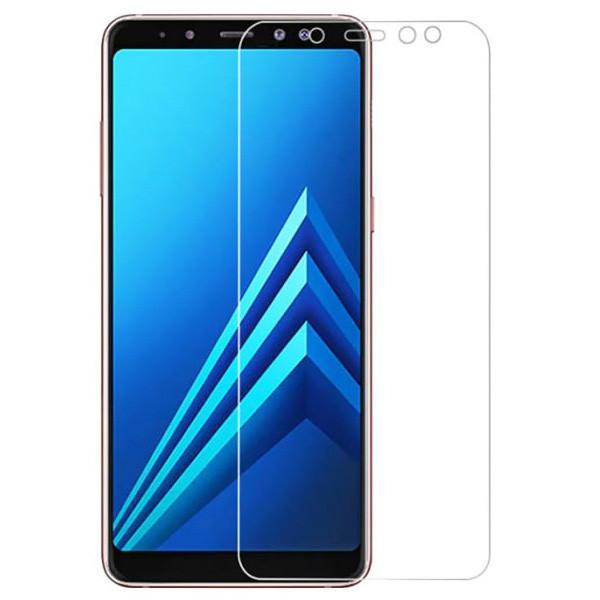 محافظ صفحه نمایش شیشه ای مدل Tempered مناسب برای گوشی موبایل سامسونگ گلکسی A6 Plus 2018