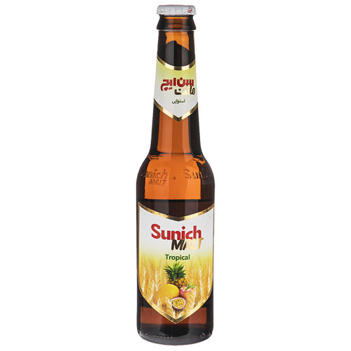 نوشیدنی مالت سن ایج با طعم استوایی مقدار 300 لیتر