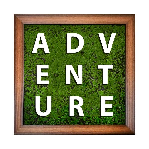 تابلو دکوما طرح Adventure مدل بوتانی DG019