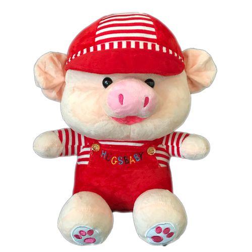 عروسک طرح خوک ارتفاع 40 سانتی متر