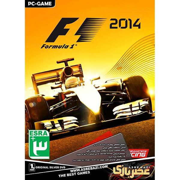 بازی کامپیوتری Formula 1 2014