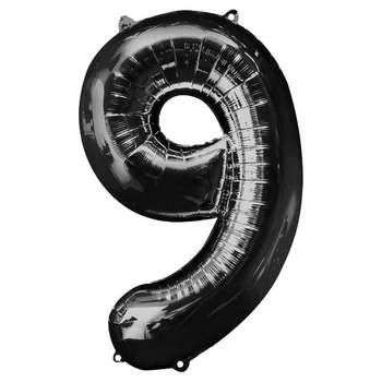 بادکنک فویلی عددی مدل عدد 9