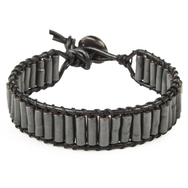 دستبند مردانه ریسه گالری مدل Ri3-H1069B