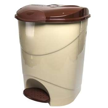 سطل زباله پدالی کد 805 ظرفیت 19 لیتر
