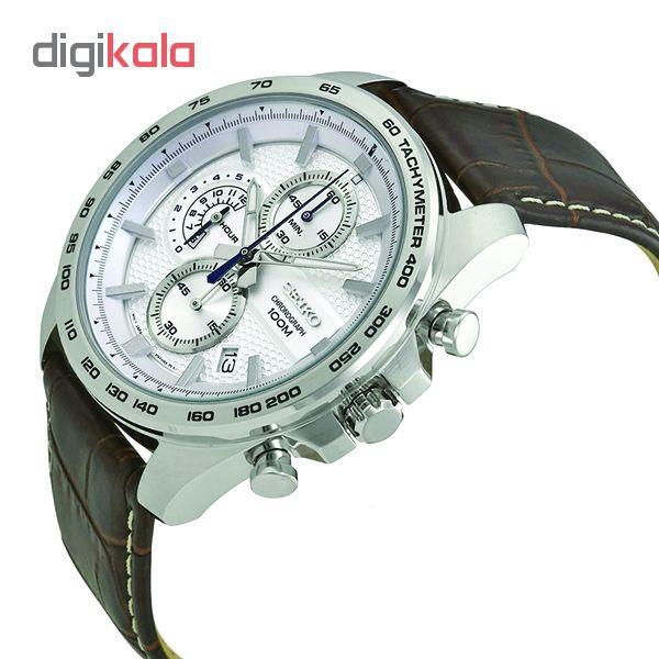خرید ساعت مچی عقربه ای مردانه سیکو مدل SSB263P1 | ساعت مچی