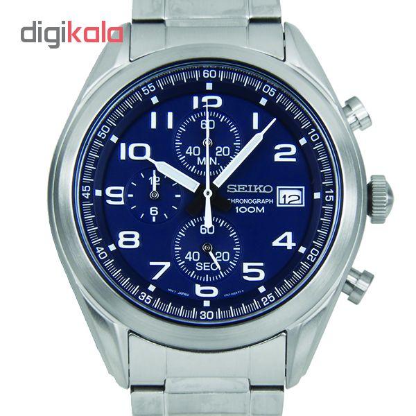 خرید ساعت مچی عقربه ای مردانه سیکو مدل SSB267P1