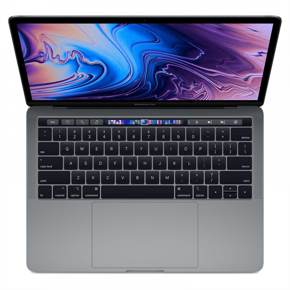 لپ تاپ 13 اینچی اپل مدل MacBook Pro MR9Q2 2018 همراه با تاچ بار | Apple MacBook Pro MR9Q2 2018 With Touch Bar - 13 inch Laptop