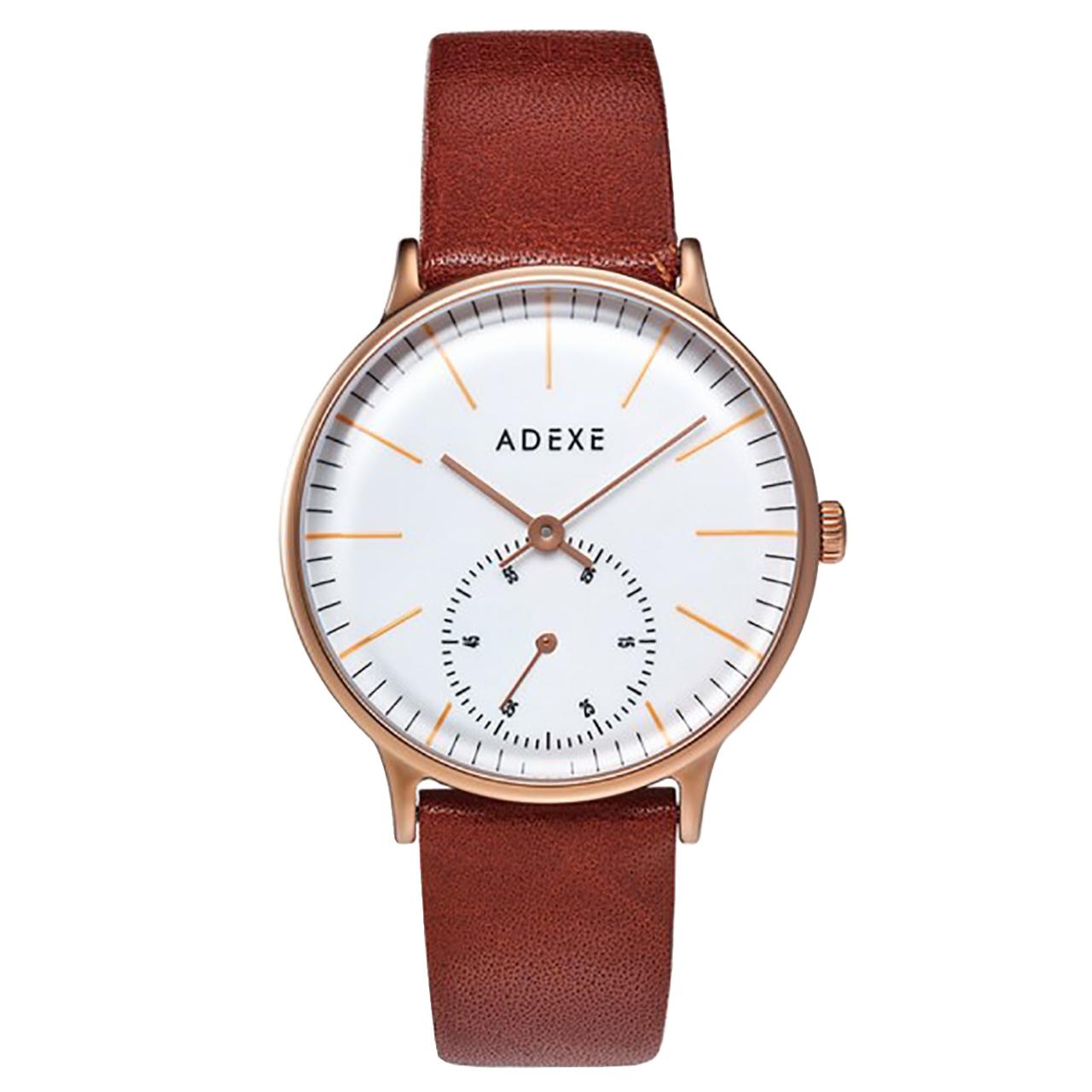 ساعت مچی عقربه ای زنانه  ادکس مدل 1870A-05