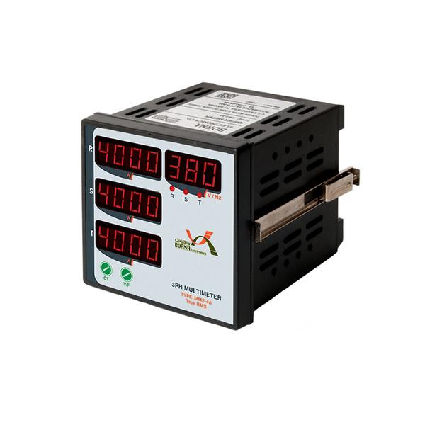 مولتی متر سه فاز برنا الکترونیک مدل MM3-4A