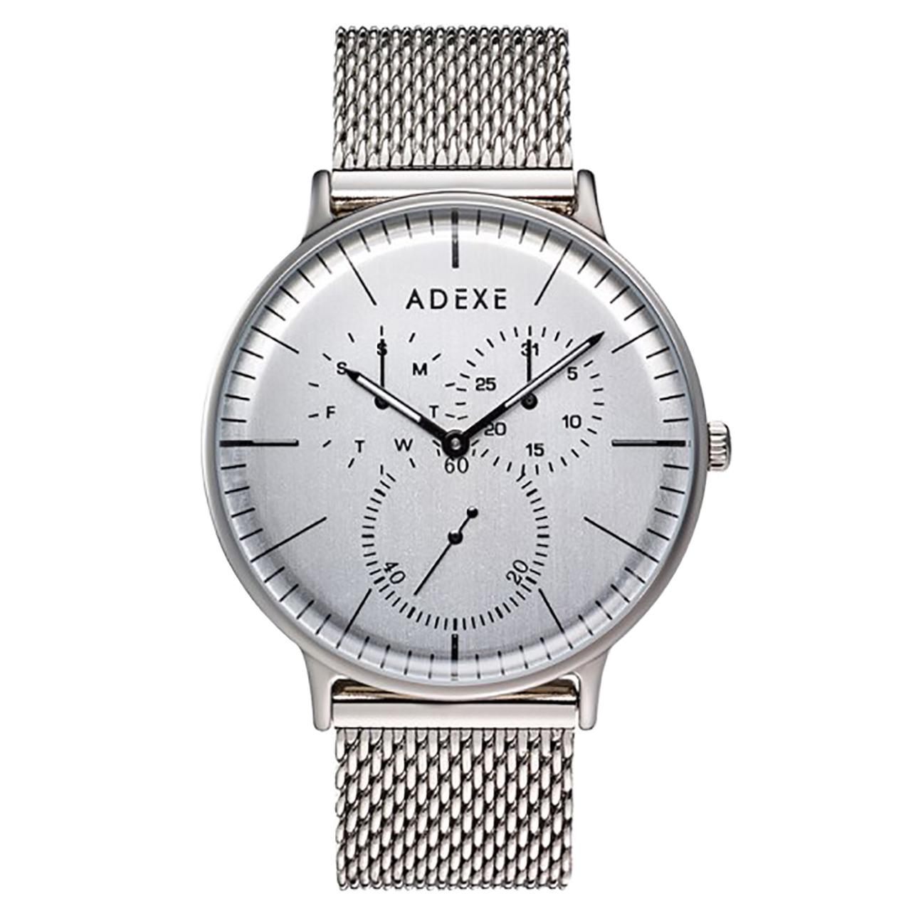 ساعت مچی عقربه ای مردانه  ادکس مدل 1868A-01 53