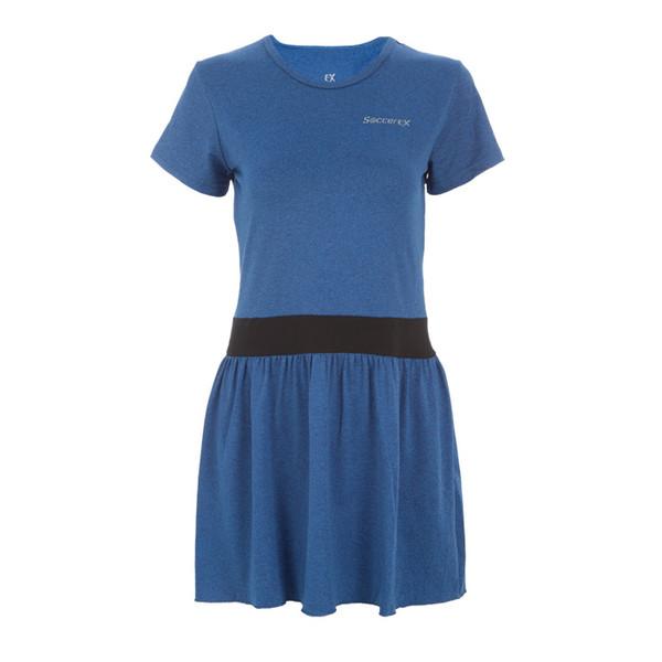 پیراهن ورزشی زنانه ساکریکس مدل LTSH570-DK BLUE