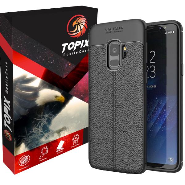 کاور تاپیکس مدل Auto Focus مناسب برای گوشی موبایل سامسونگ  Galaxy S9