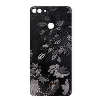 برچسب پوششی ماهوت مدل Wild-flower Texture مناسب برای گوشی  Huawei Y9 2018
