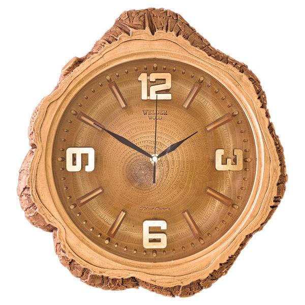 ساعت دیواری ولدر مدل wood