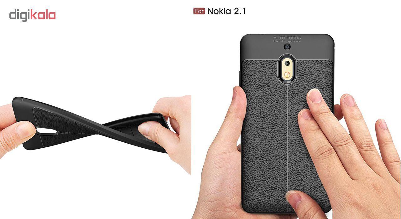 کاور تاپیکس مدل Auto Focus مناسب برای گوشی موبایل نوکیا 2.1 main 1 5