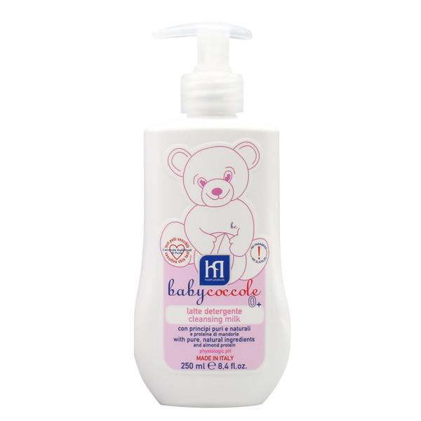 شیر تمیز کننده کودک بیبی کوکول حجم 250 میلی لیتر
