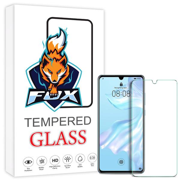 محافظ صفحه نمایش فوکس مدل PR001 مناسب برای گوشی موبایل هوآوی P30 Lite