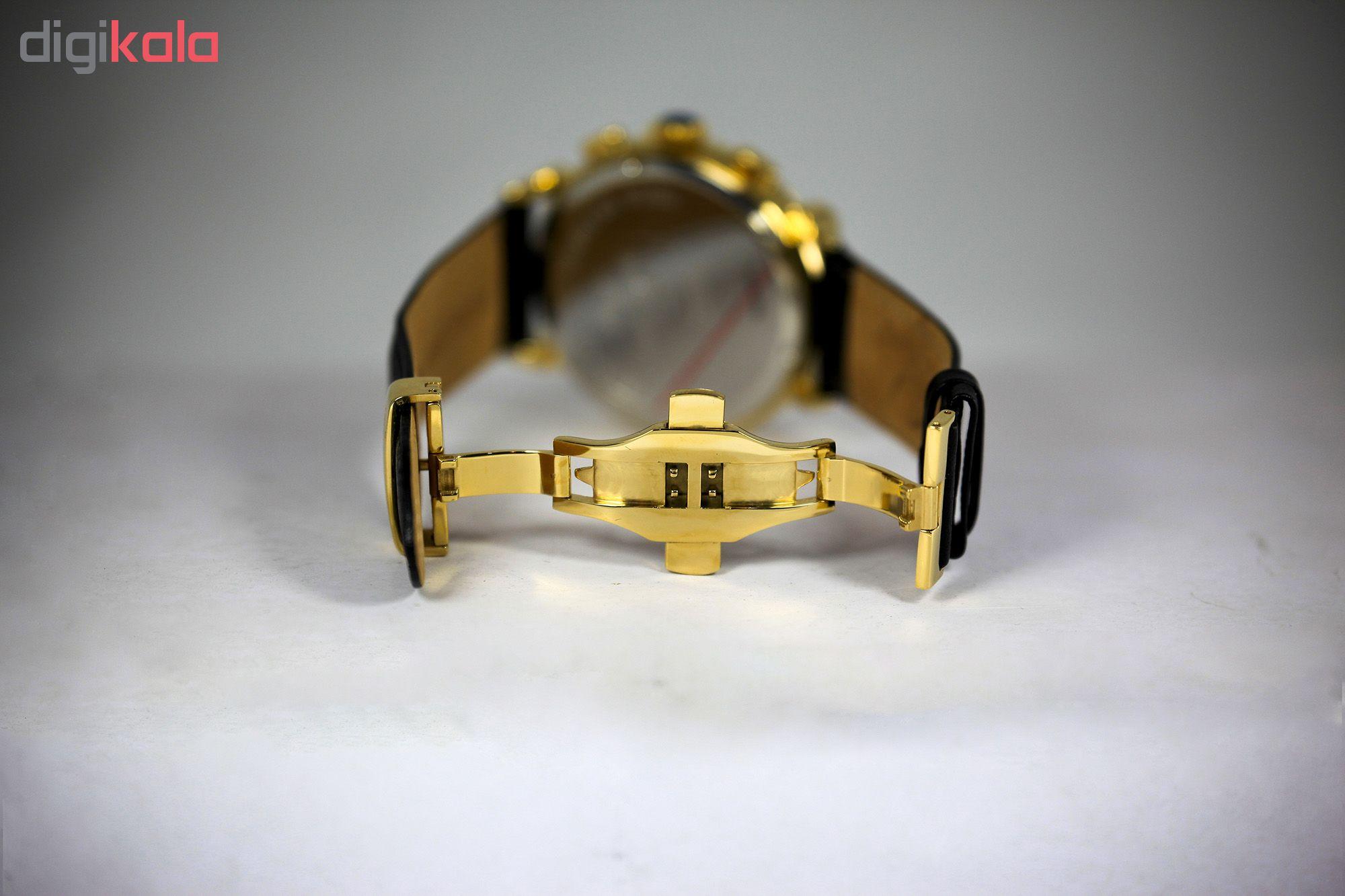 ساعت مچی عقربه ای مردانه کارلو پروجی مدل CG3008-1