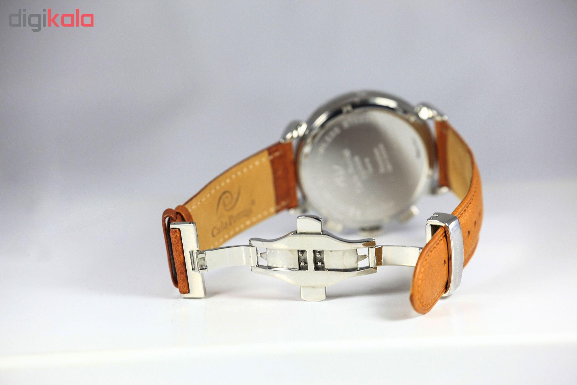 خرید ساعت مچی عقربه ای مردانه کارلو پروجی مدل CG3008-2