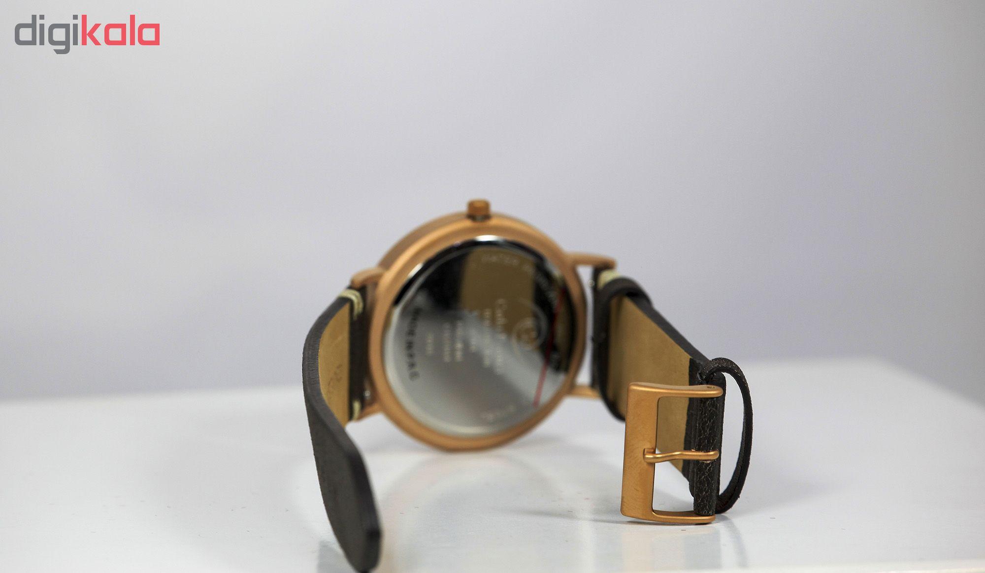 ساعت مچی عقربه ای مردانه کارلو پروجی مدل CG3104