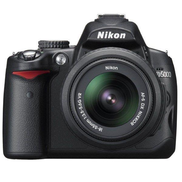 دوربین دیجیتال نیکون دی 5000