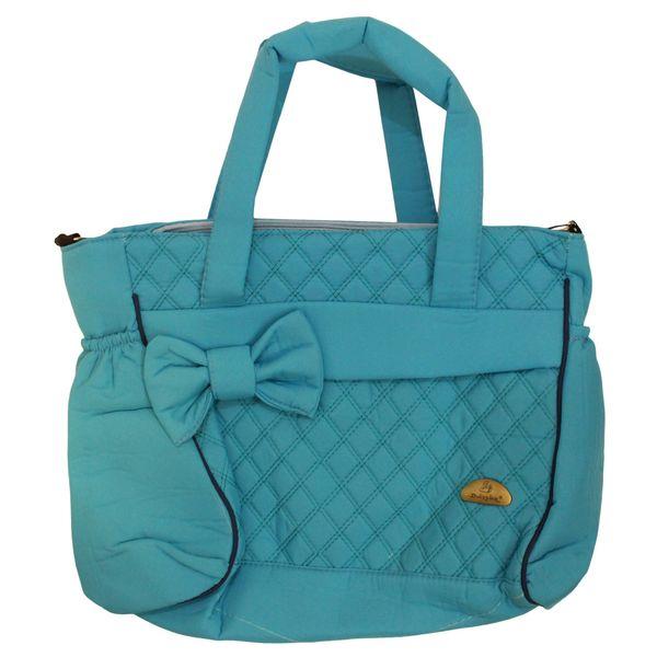 ساک لوازم کودک داک بک مدل پاپیون | Duck back Bow Diaper Bag