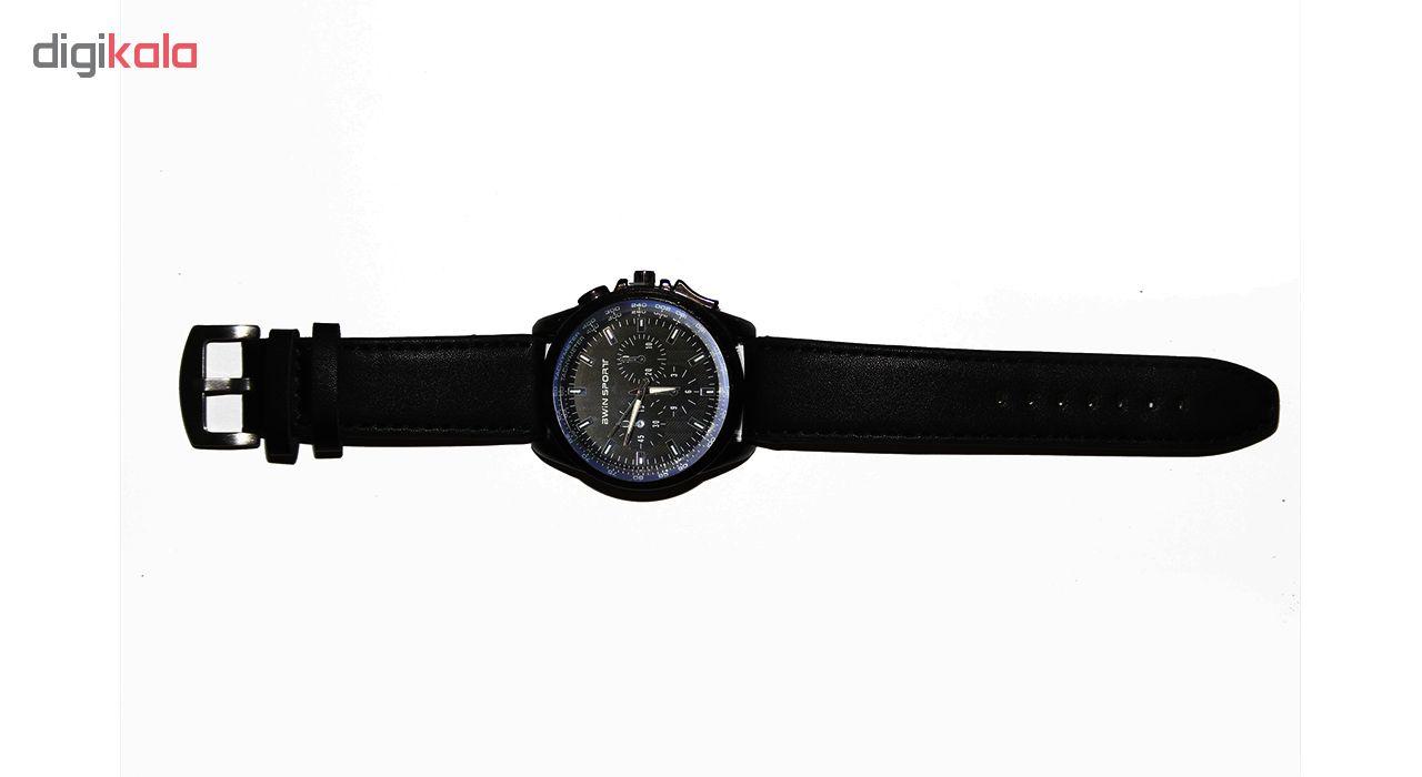 ساعت مچی عقربه ای مردانه بی وین اسپرت مدل L12