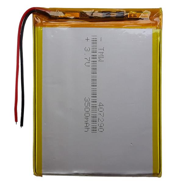 باتری تبلت مدل TTBK-84 ظرفیت  3500 میلی آمپر ساعت