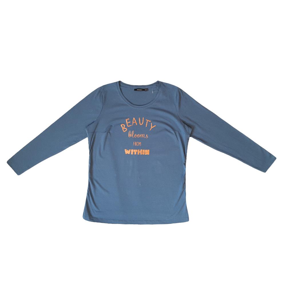 تی شرت بارداری اسمارا مدل Z-S64